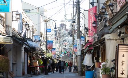 武蔵小山から始める、商店街が残る下町エリアの土地探し